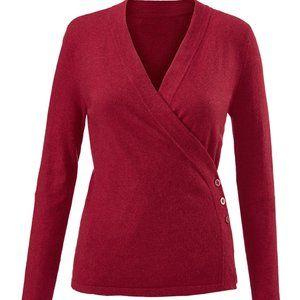 NWT Cabi Ballet Sweater